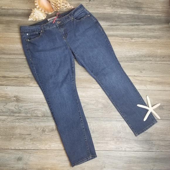 torrid Denim - Torrid skinny jeans Sz 18S